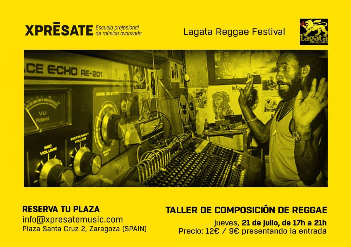 Taller de Composición de música Reggae @ Xprésate (Escuela Profesional de música avanzada)